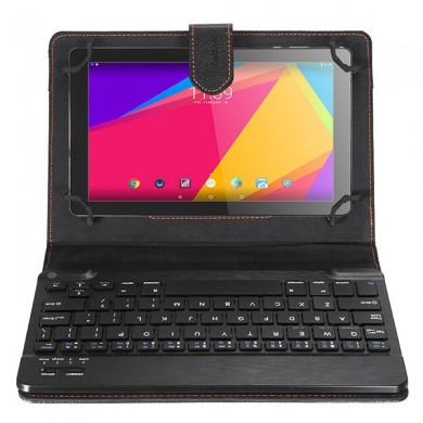 Universal Bluetooth Keyboard Case Cover For 8 Inch 8.9 Inch Tablet
