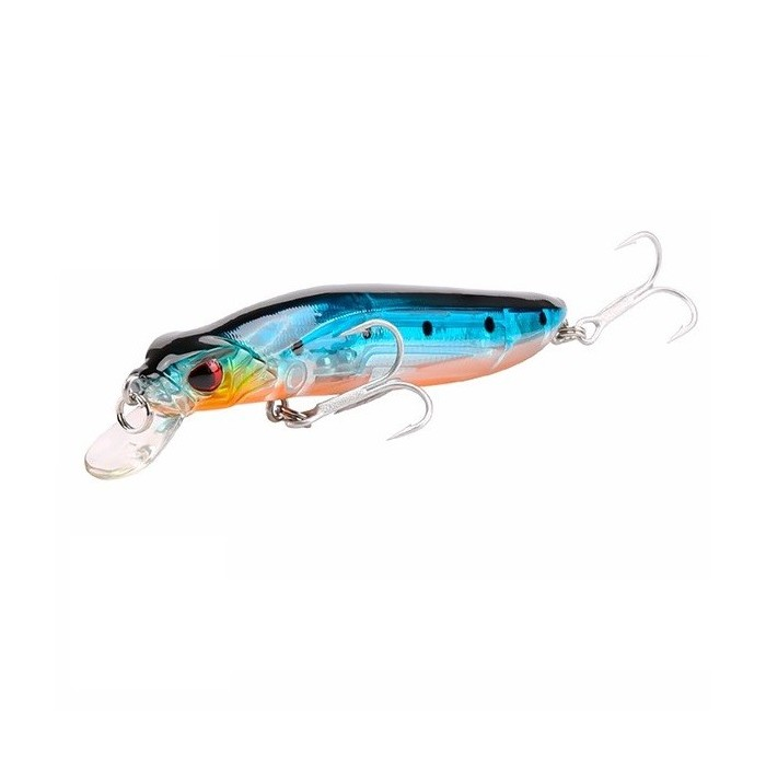 SeaKnight SL036 5pcs / lot 8.5g 90mm 0-1.0M Minnow Fishing Sable Hard Artificial Bait Attraction flottante
