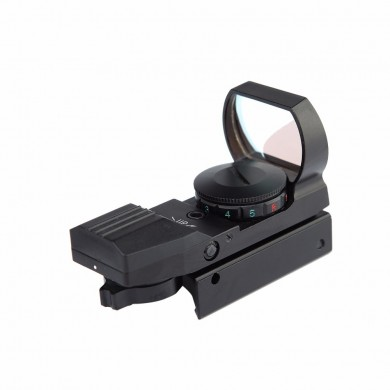 AURKTECH Hunting HD101A Tactical 1X20mm Airsoft Green Red Dot Reflex Sight Com 4 Tipo Reticle