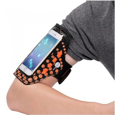 HOCO HS6 Waterproof Armband Lighting Phone case Arm Bag for Phone 5.5 inch or less