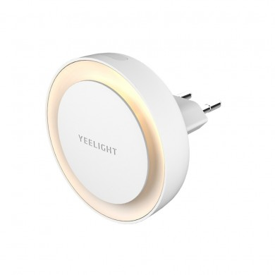 Yeelight YLYD11YL Light Sensor Plug-in LED Night Light Ultra-Low Power Consumption EU Plug (Xiaomi Ecosystem Product)
