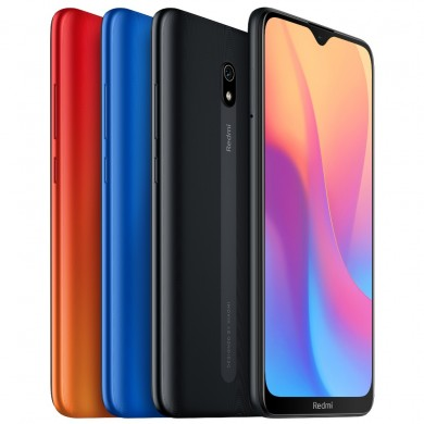 Xiaomi Redmi 8A Global Version 6,22 pouces 2GB 32GB 5000mAh Snapdragon 439 Octa core 4G Smartphone