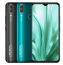 LEAGOO S11 6.3 pouces Waterdrop Full Screen Dual Camera arrière Android 9.0 4GB 64GB Smartphone Helio P22 Octa Core 4G
