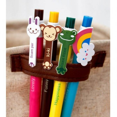 Cute Cartoon Images Ball Point Pen Korean Pens Novelty Pen