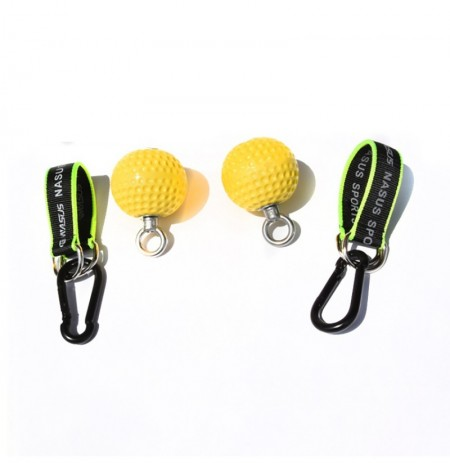 97 mm antideslizante PU Grip Ball al aire libre Deportes Gym Interior Aptitud Push Up Ball