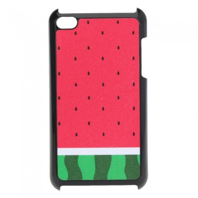 Cute Cartoon Frosted Watermelon Case For iPod Touch 4