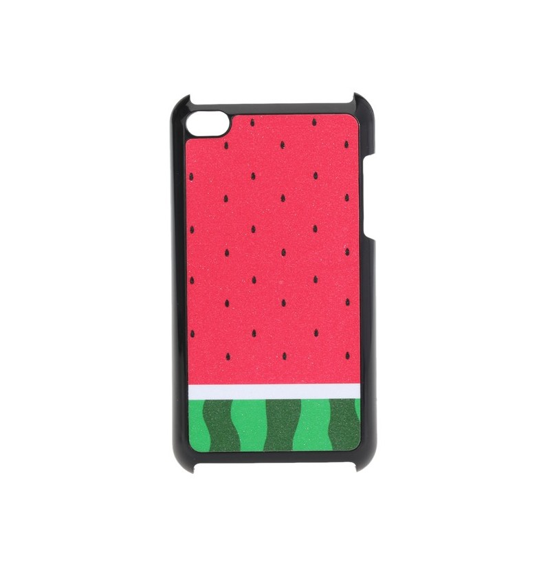 Cute Cartoon Frosted Watermelon Case For iPod Touch 4 фото