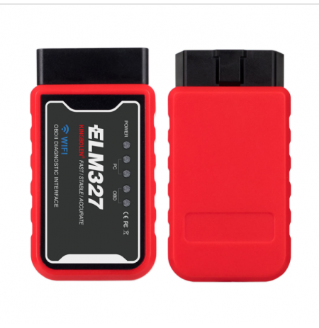 ELM327 Auto OBD II Diagnosewerkzeug Selbstscanner Codeleser WiFi bluetooth V1.5 PIC18F25K80 Chip Für IPhone / Android / PC