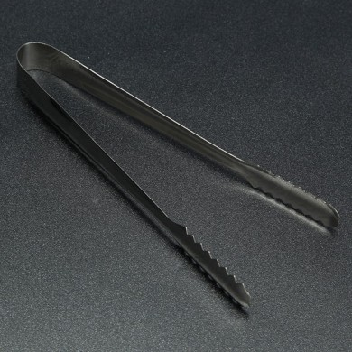 Stainless Steel Tongs Ice Essen Salat Catering