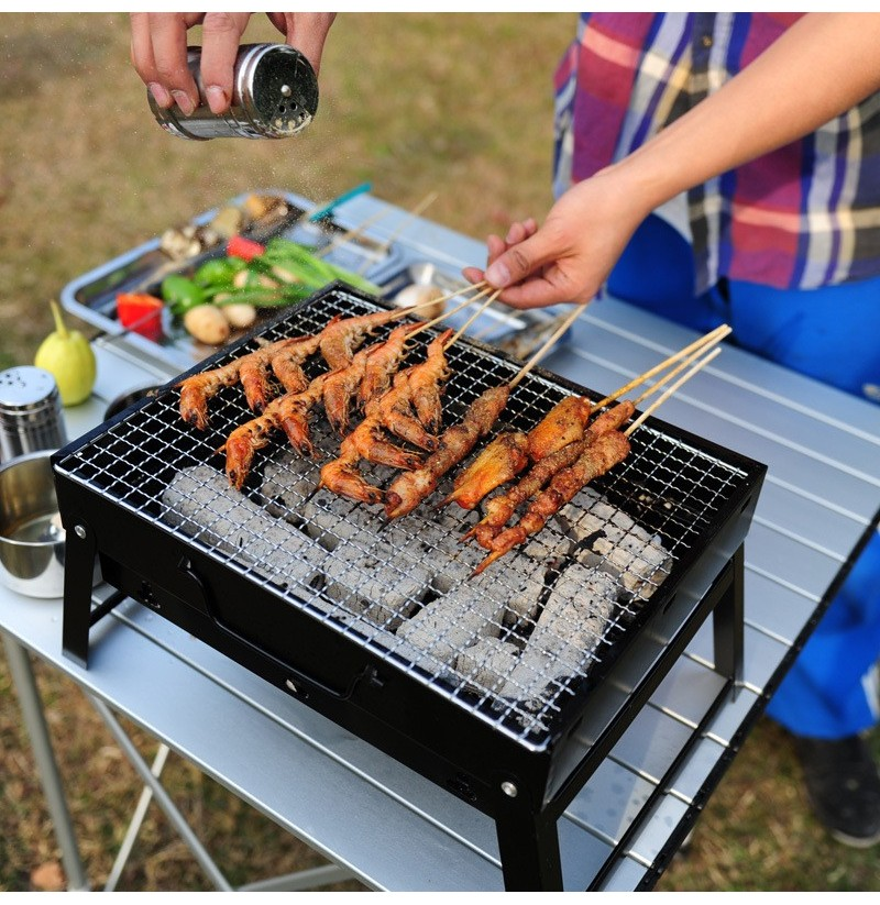 YSR BBQ Portable Barbecue Stove Outdoor Cooking Picnic
