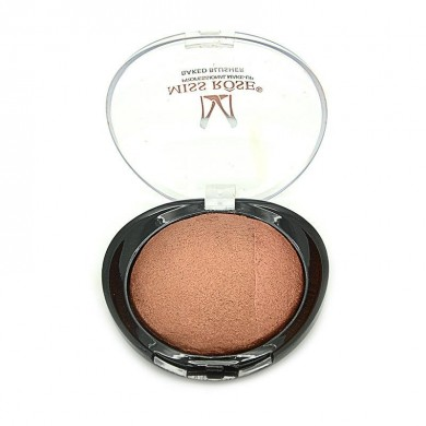 Miss Rose Bronzer Cover Blush Palette Face Makeup Baked Cheek Blusher Paleta Blush Contour Shading