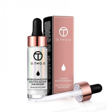 Liquido Metallico Evidenziatore Make Up Concealer Cosmetico Shining Glow Shading Long Lasting