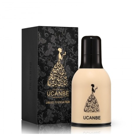 UCANBE Foundation Liquid Makeup Concealer Contour BB Cream Waterproof Full Cover Blend Long Lasting
