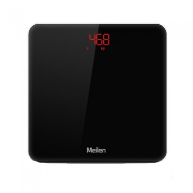 Meilen bluetooth Smart Balance De Graisse Corporelle USB Rechargeable Induction Automatique Commutateur