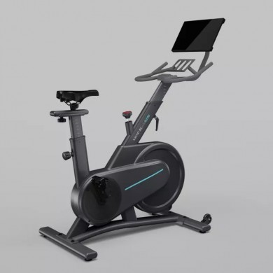 XQIAO Q200X 15.6inch HD Screen WIFI bluetooth Indoor-cycling Spinning Bike Smart Electric Bike Fitness Beauty Exercise Tools Fro