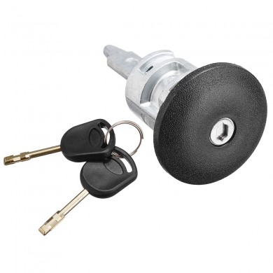 Front Right Door Lock Barrel with 2 Keys for FORD TRANSIT MK7 2006-2013 4060638