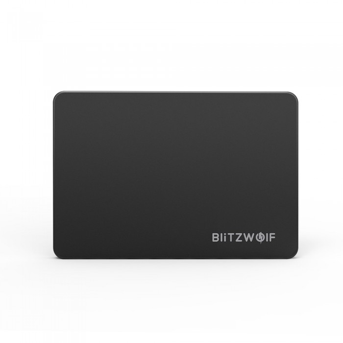 BlitzWolf® BW-SSD3 512GB 2.5 Inch SATA3 6Gbps Solid State Disk TLC Chip Internal Hard Drive for SATA PCs and Laptops with R/ W a