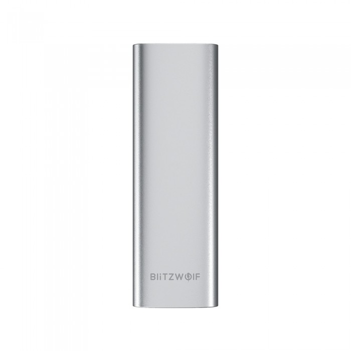 BlitzWolf® BW-PSSD2 SSD 512GB USB 3.1 Gen 1 High Speed Hard Drive with Type-C Port Portable Solid State Disk Support OTG for Mob