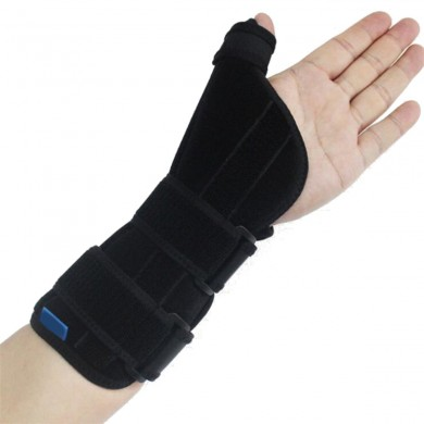Protetor de Pulso Thumb Brace Bandage Compress Orthosis Protect