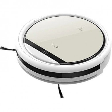ILIFE V5 Intelligent Robotic Vacuum Cleaner Ultra-thin Design Automatically Robot Touch Screen Self-charge Filter Sensor Remote