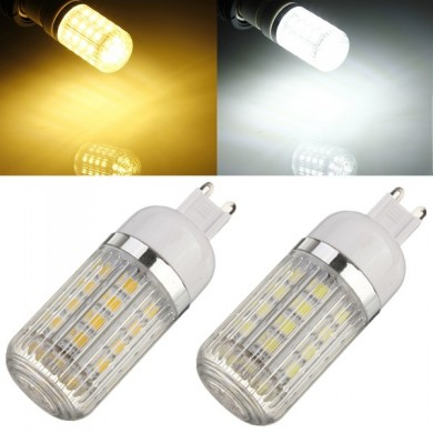 Dimmable G9 4.5W Cool/Warm White 5050 SMD LED Corn Light Bulb 220-240V