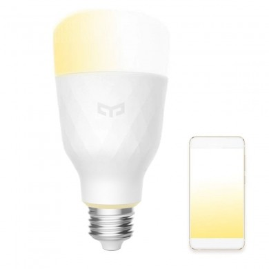 Yeelight YLDP05YL E27 10W Warm White to Daywhite WiFi APP Smart LED Bulb AC100-240V(Xiaomi Ecosystem Product)