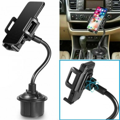 Universal Adjustable Water Cup Car Phone Holder Car Phone Mount For 4.0-6.8 Inch Smart Phone for iPhone for Samsung Xiaomi Redmi