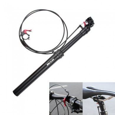 GUB SD440 Bicycle Lifting Seat Tube Aluminum Alloy 27.2/31.6mm Bike Wire Control Oil Pressure Elevator Transmission Cycling Acce
