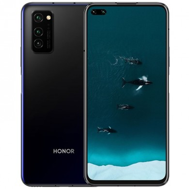 HUAWEI Honor V30 5G Version 40MP Triple Rear Camera 6.57 inch 8GB 128GB NFC 40W Fast Charge Kirin 990 Octa Core 5G Smartphone