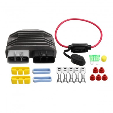 MOSFET FH020AA Voltage Regulator + Rectifier Upgrade Kit Replace For SHINDENGEN FH012AA