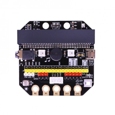 Yahboom Basic:bit GPIO Expansion Board for BBC Micro:bit STEM Education