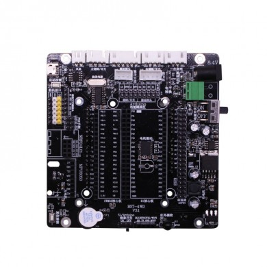 Yahboom BST-4WD Powerful Smart Robot Expansion Board Sensor Shield Circui for UNO-R3/Raspberry Pi/51 Controller/STM32