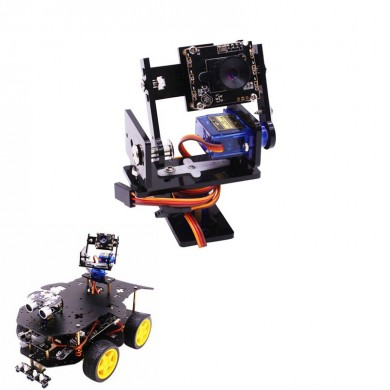 Yahboom Raspberry Pi 2DF Camera Smart car robot camera Support Raspberry Pi 4B/3B+/3B/2B