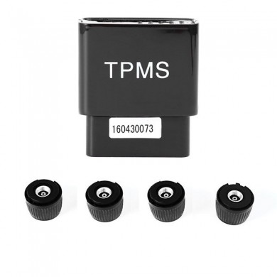 TW500 Bluetooth External Sensor TPMS Tire Pressure Monitor