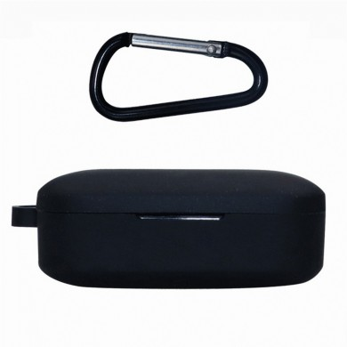 Bakeey Applicable QCY T5 bluetooth Earphone Storage Case Box Silicone Anti-Fall Anti-Lost Cover Case