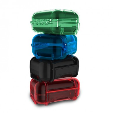 CCA Portable Hard Case Accessories Storage Bag Colorful Waterproof Protective Cover for Earphone