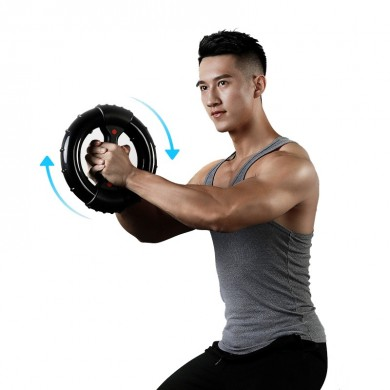 YUNMAI Fitness Training Ring Relieve Stress Arm Strength Muslce Training Circle Centrifugal Trainning Ring Exercise Tools