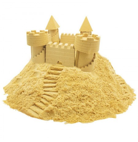100g DIY Light Play Sand Colourful House Play Toys for Children