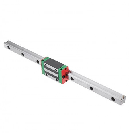 Machifit HGR20 200mm Linear Rail Guide with HGH20CA Linear Rail Slide Block Linear CNC Parts