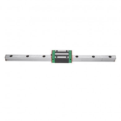 Machifit HGR20 300mm Linear Rail Guide with HGH20CA Linear Rail Slide Block CNC Parts