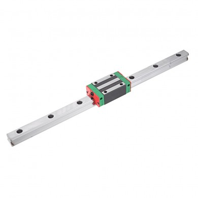 Machifit HGR20 500mm Linear Guide Linear Rail with HGH20CA Linear Rail Slide Block CNC Parts