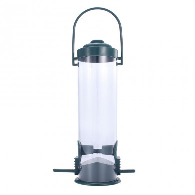 Honana HG-BFD1 Gardening Panorama Bird Feeder Premium Hard Plastic Bird Feeder