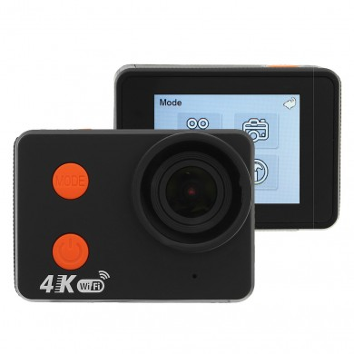 "XANES A2 4K WiFi Sports Camera UHD24 2"" Touch Screen Waterproof DV Video Mini Recorder 160° Wide Angle"