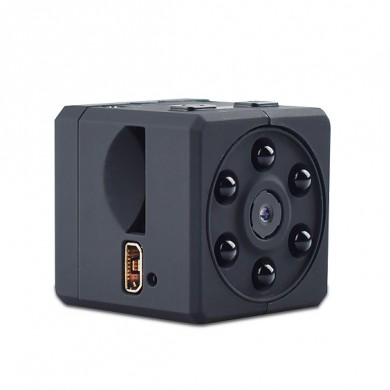 XANES MD18 HD 1080P Mini Camera Vlog Camera for Youtube Recording Infrared Night Vision Lifelogging Camcorder