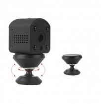 XANES MC04 720P HD 120 Degree Wide Angle Wireless IP Sport Mini Camera Built-in Battery Microphone Night Vision