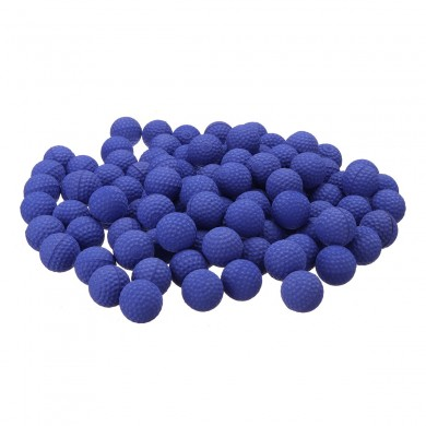 100Pcs Bullet Balls Rounds Compatible Part For Nerf Rival Apollo Toy Refill