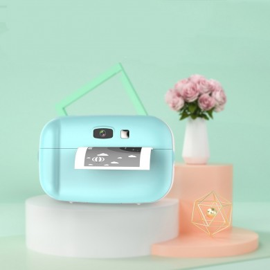 Anytek F700 Para Polaroid Instant Photo Mini Brinquedos Digital Small SLR Children Sport Camera