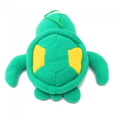 Baby Feeder Cover Plush Doll Turtle Cartoon Milk Bottle Case