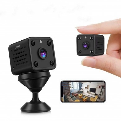 MC61 1080P WiFi Night Vision Remote Control Monitor Sport Action Camera