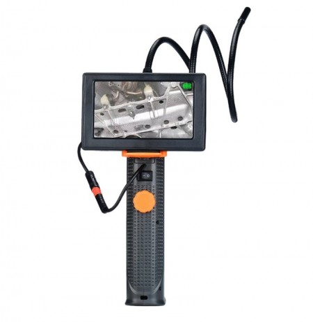 Professional Handheld 4.3 Inch Borescope Snake Borescope Industrial Video Inspection Waterproof Camera